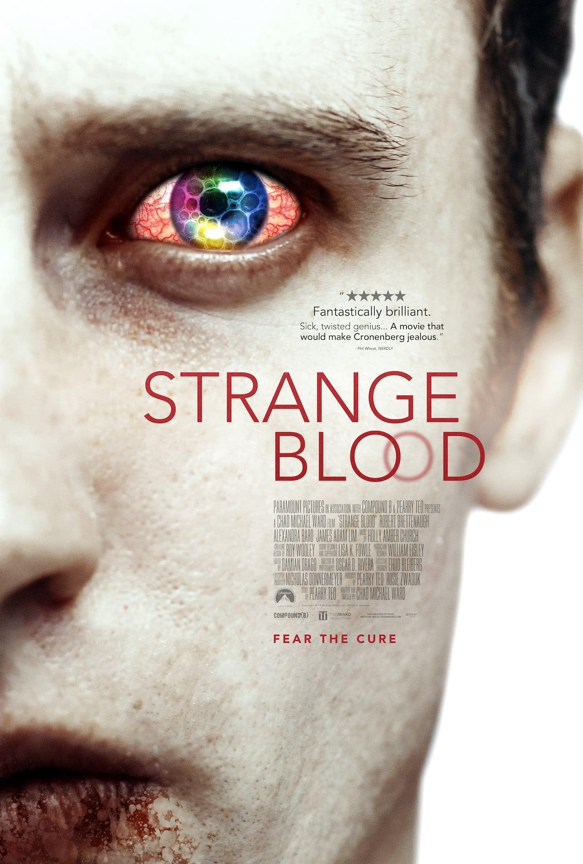 Paraziták strange blood